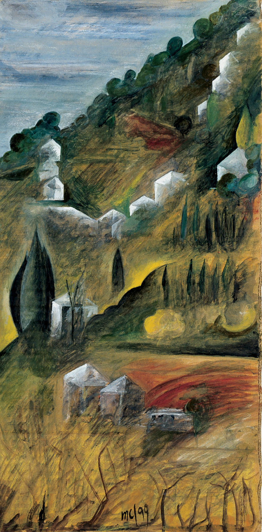 Landscape Pilion I